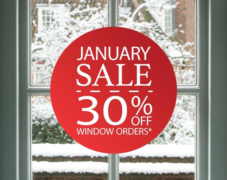 Window Sale