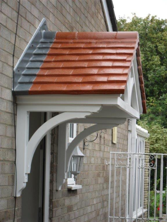 Over Door Canopies - Elglaze Ltd
