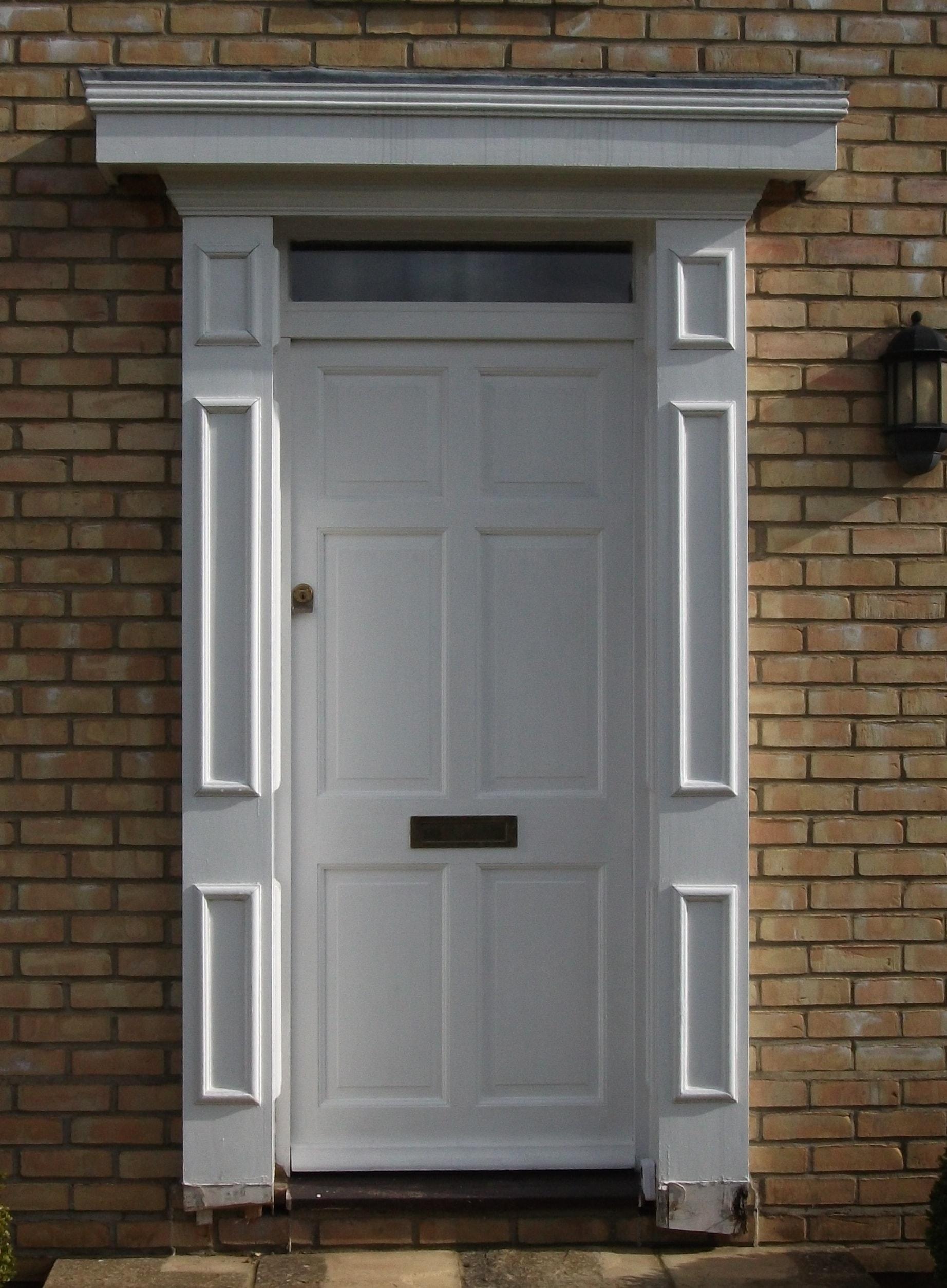 Georgian Door Surrounds