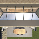 Skypod rooflight