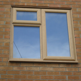 Irish Oak Window 4