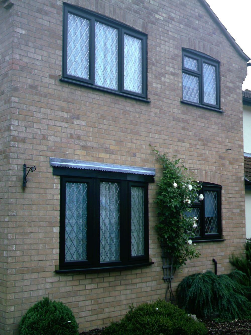 Black Windows Elglaze Ltd