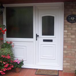 Panelled Door 5