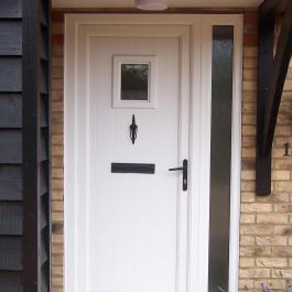 Panelled Door 1