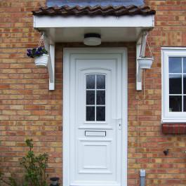 Panelled Door 2