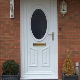 Panelled Door 6