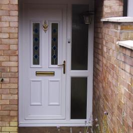 Panelled Door 3
