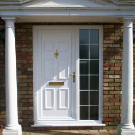 Panelled Door 4