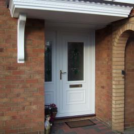 Panelled Door 7