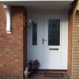 Panelled Door 8