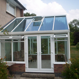 Gable Conservatory 2