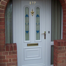 Panelled Door 9