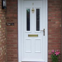Panelled Door 10