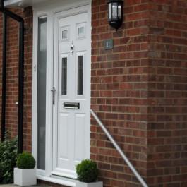 Panelled Door 11