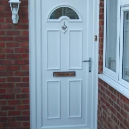 Panelled Door 12