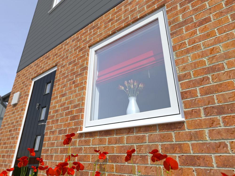 flush casement windows