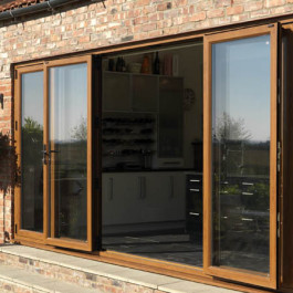 Bi Folding Doors Gallery Elglaze Limited