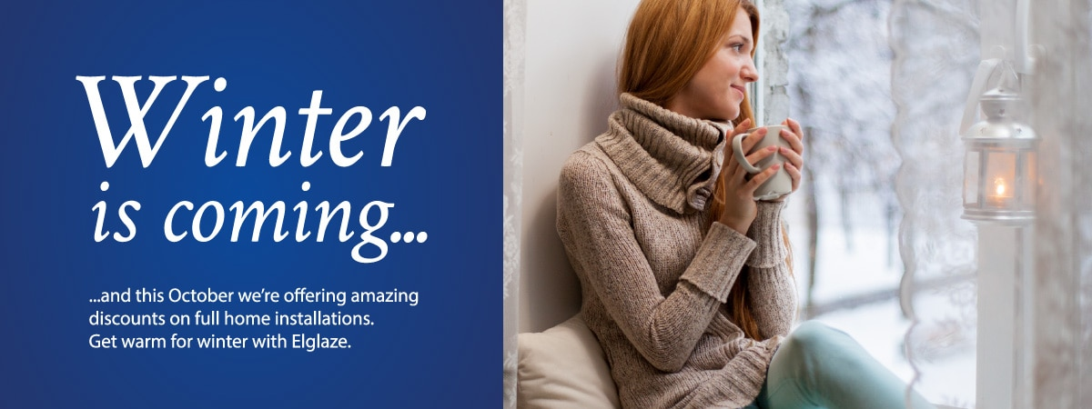 Big discounts on full home installations this October