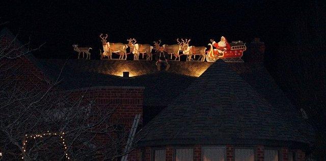 Get Your Roof Reindeer Ready With Elglaze Elglaze Ltd