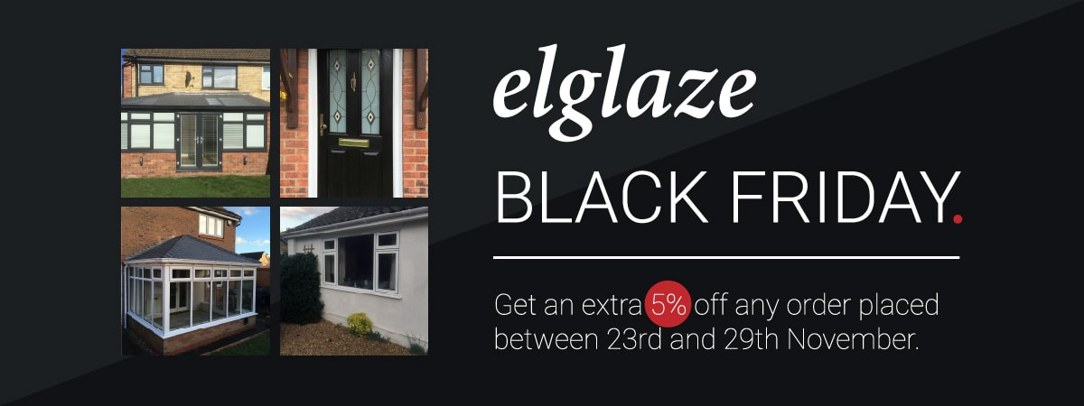 Black Friday 2018 - 5% off your order