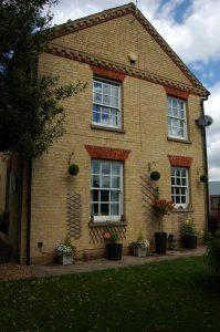 Fruit Farm - Back Sliding Sash Windows After
