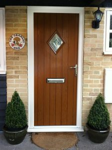 composite vs uPVC doors