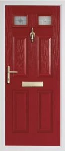 Alder 2 Red door
