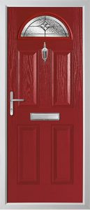 Ash Red Karri door