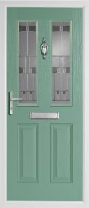Birch Chartwell Green door