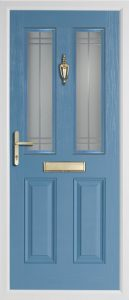 Birch Duck Egg Blue door