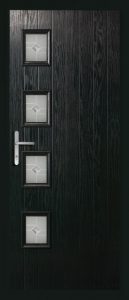 Maple Black doors