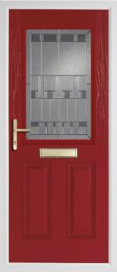 willow red door