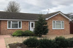 uPVC windows, door and fascias, installed by Elglaze in Cambridgeshire.