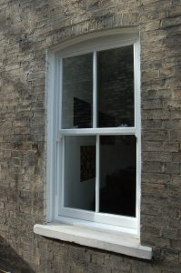 Conservation Area Approved Sliding Sash Windows