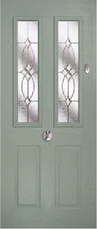 Meteor Composite Door in Agate Grey