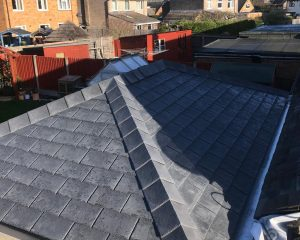 Equinox tiled conservatory roof