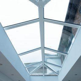 Skypod Conservatory - Interior