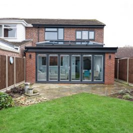 Extended New Year Sale Skypod Conservatory - Exterior