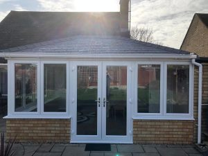 An Equinox Conservatory, front on