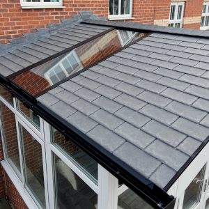 Equinox Vega Roof with Grey Tiles