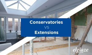 Conservatories vs Extensions