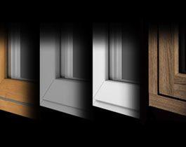 four sash window options